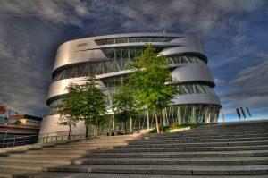 Mercedesmuseum Stuttgart