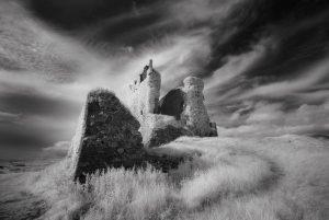 Ballycarberry Castle SW IR 0133