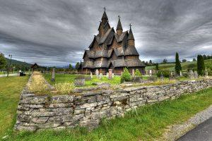 Heddaler Stabkirche