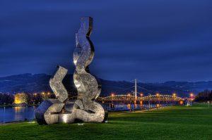 Skulptur Linz