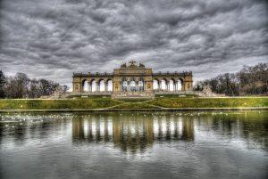 Schloss Schönbrunn Gloriette 7921