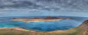 Isla La Graciosa Panorama