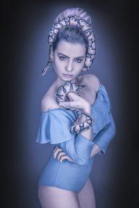 Viki Blue IR